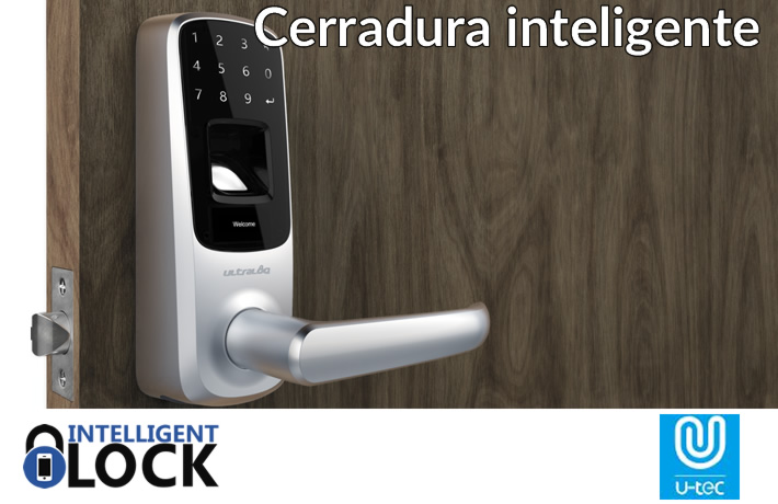 cerraduras inteligente smart lock ultralock